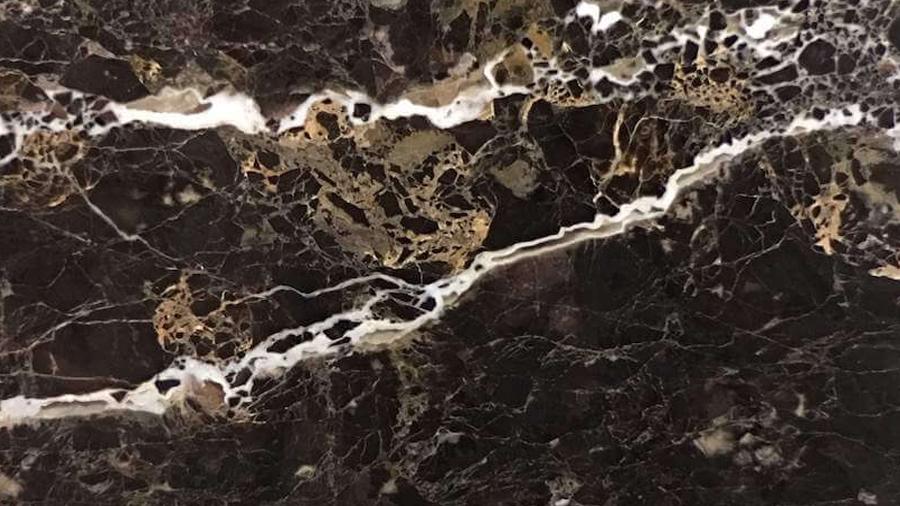 Portoro Brown Marble Slabs